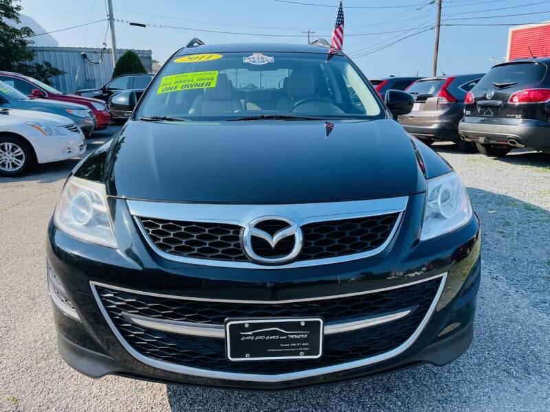 2011 Mazda CX-9 for sale at Cape Cod Cars & Trucks in Hyannis MA