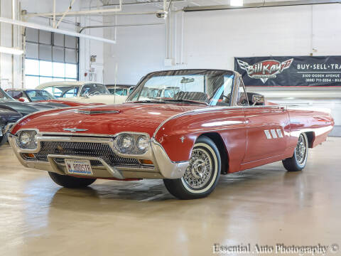 1963 Ford Thunderbird for sale at Bill Kay Corvette's and Classic's in Downers Grove IL