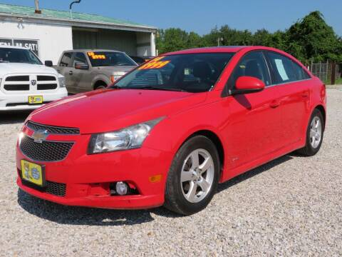 2014 Chevrolet Cruze for sale at Low Cost Cars in Circleville OH