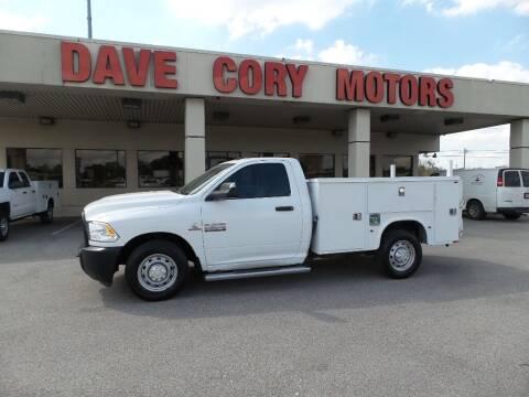 2013 RAM Ram Pickup 2500 for sale at DAVE CORY MOTORS in Houston TX
