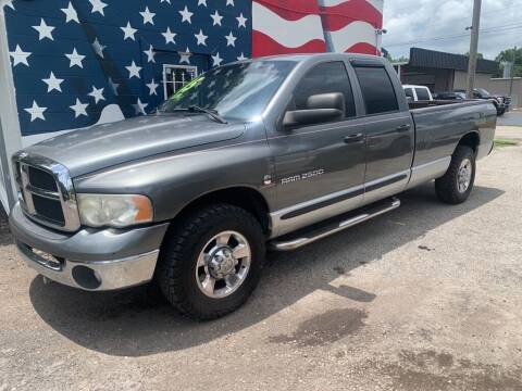 2005 Dodge Ram Pickup 2500 for sale at The Truck Lot LLC in Lakeland FL
