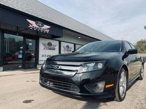 2012 Ford Fusion for sale at Xtreme Motors Inc. in Indianapolis IN