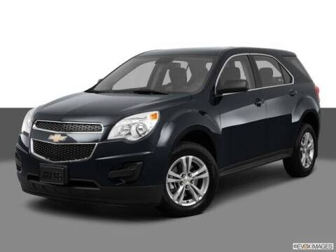 2013 Chevrolet Equinox for sale at West Motor Company - West Motor Ford in Preston ID