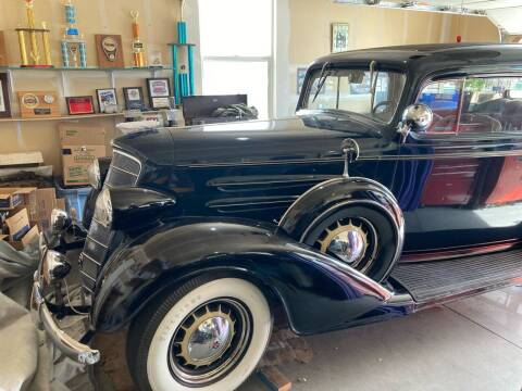 1934 Oldsmobile Touring for sale at AFFORDABLY PRICED CARS LLC in Mountain Home ID