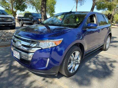 2013 Ford Edge for sale at Matador Motors in Sacramento CA