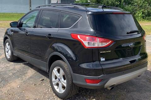 2014 Ford Escape for sale at Father & Sons Auto Sales in Leeds NY