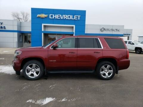 2017 Chevrolet Tahoe for sale at Finley Motors in Finley ND
