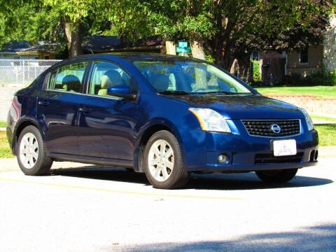 2008 Nissan Sentra for sale at NY AUTO SALES in Omaha NE
