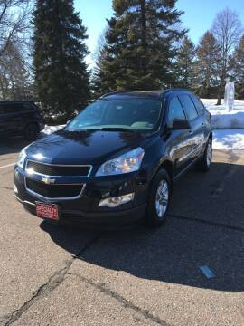 2012 Chevrolet Traverse for sale at Specialty Auto Wholesalers Inc in Eden Prairie MN