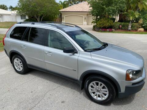 2005 Volvo XC90 for sale at Exceed Auto Brokers in Lighthouse Point FL