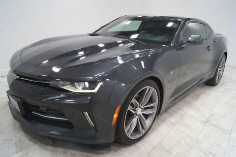 2016 Chevrolet Camaro for sale at Sacramento Luxury Motors in Carmichael CA