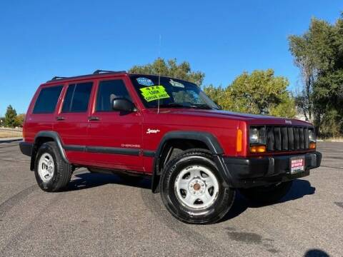1998 Jeep Cherokee for sale at UNITED Automotive in Denver CO