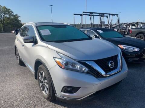 2017 Nissan Murano for sale at Allen Turner Hyundai in Pensacola FL