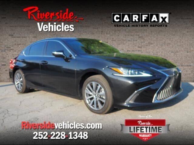 2021 Lexus ES 350 for sale at Riverside Mitsubishi(New Bern Auto Mart) in New Bern NC