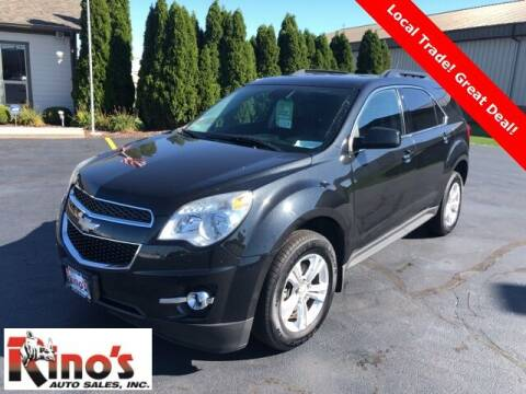 2015 Chevrolet Equinox for sale at Rino's Auto Sales in Celina OH