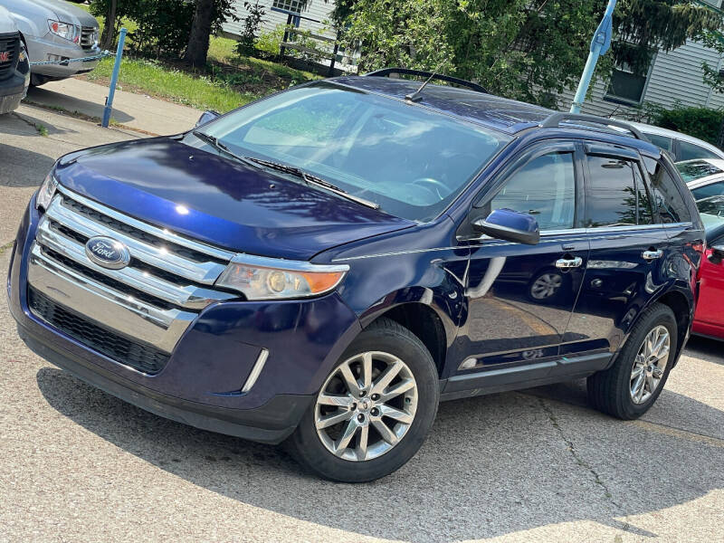 2011 Ford Edge for sale at Exclusive Auto Group in Cleveland OH