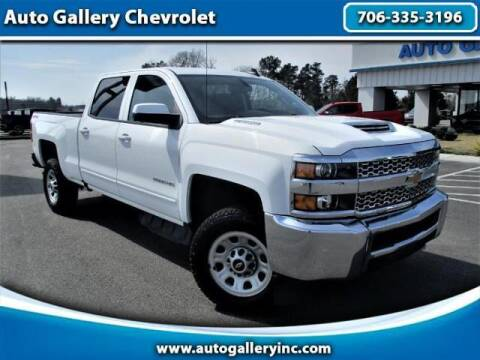 2019 Chevrolet Silverado 2500HD for sale at Auto Gallery Chevrolet in Commerce GA