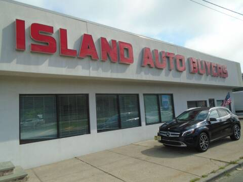 2015 Mercedes-Benz GLA for sale at Island Auto Buyers in West Babylon NY