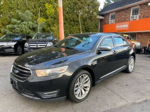 2013 Ford Taurus for sale at The Car House in Butler NJ