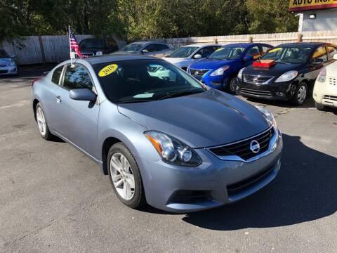 2010 Nissan Altima for sale at Auto Revolution in Charlotte NC
