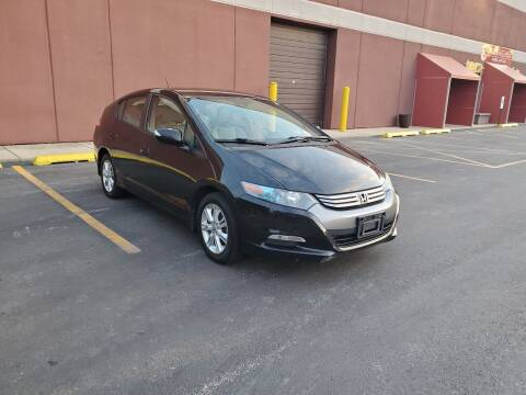 2011 Honda Insight for sale at U.S. Auto Group in Chicago IL