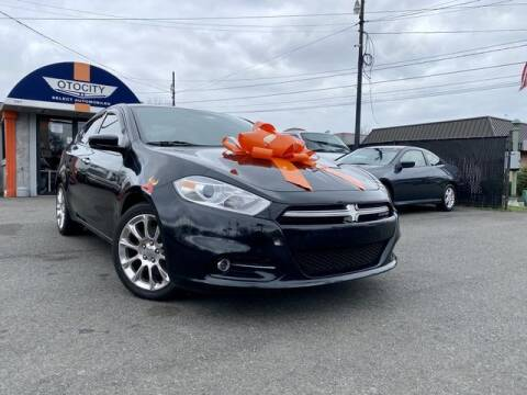 2013 Dodge Dart for sale at OTOCITY in Totowa NJ