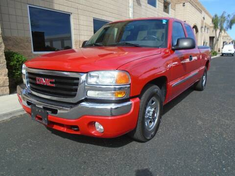 2004 GMC Sierra 1500 for sale at COPPER STATE MOTORSPORTS in Phoenix AZ