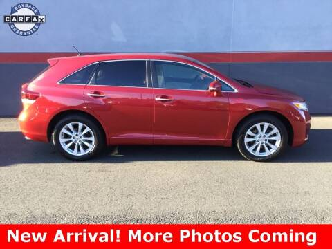 2013 Toyota Venza for sale at Road Ready Used Cars in Ansonia CT
