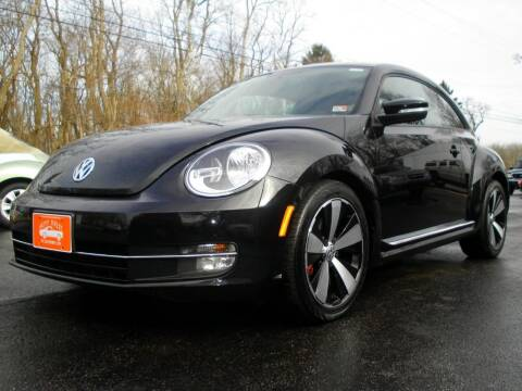 2012 Volkswagen Beetle for sale at Auto Brite Auto Sales in Perry OH