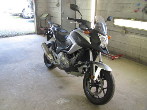 2013 Honda NC700X for sale at White Cross Auto Sales in Chapel Hill NC