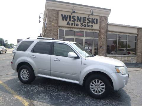 2008 Mercury Mariner for sale at Wisneski Auto Sales, Inc. in Green Bay WI