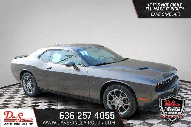 2017 Dodge Challenger for sale at Dave Sinclair Chrysler Dodge Jeep Ram in Pacific MO