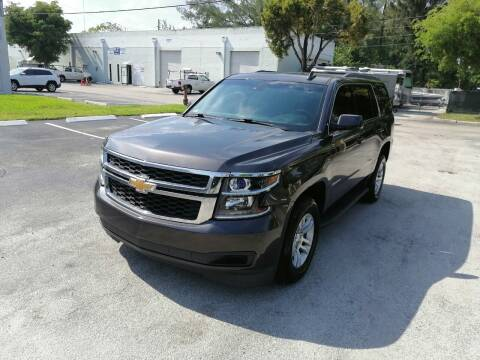 2017 Chevrolet Tahoe for sale at Best Price Car Dealer in Hallandale Beach FL