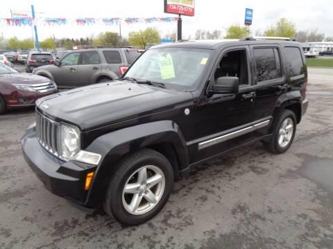 2011 Jeep Liberty for sale at Aspen Auto Sales in Wayne MI