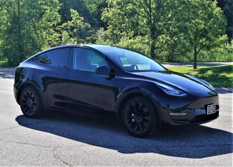 2020 Tesla Model Y for sale at KA Commercial Trucks, LLC in Dassel MN