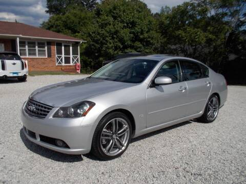 2006 Infiniti M35 for sale at Carolina Auto Connection & Motorsports in Spartanburg SC