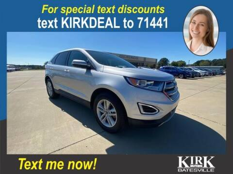 2018 Ford Edge for sale at Kirk Brothers Batesville in Batesville MS