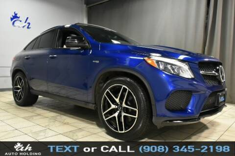 2018 Mercedes-Benz GLE for sale at AUTO HOLDING in Hillside NJ