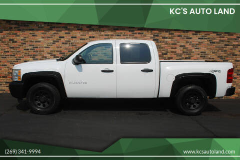 2010 Chevrolet Silverado 1500 for sale at KC'S Auto Land in Kalamazoo MI