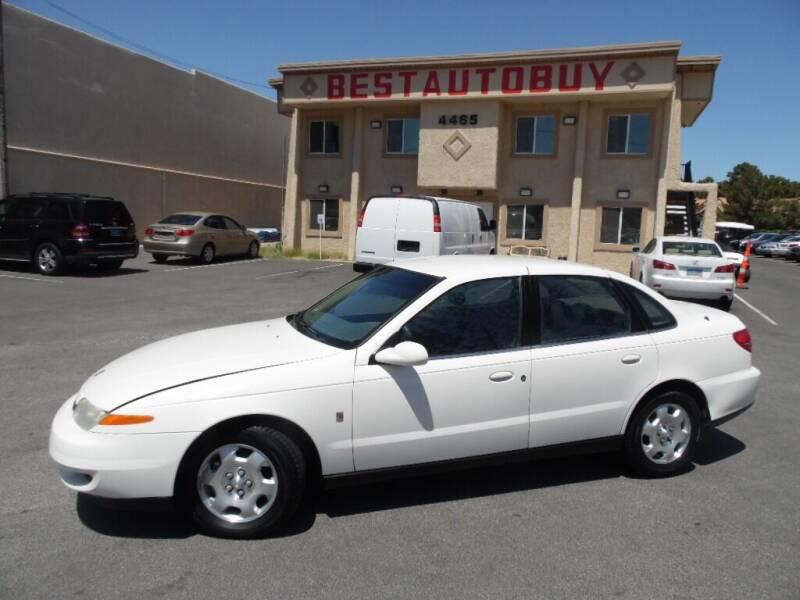 2002 Saturn L-Series for sale in Las Vegas, NV
