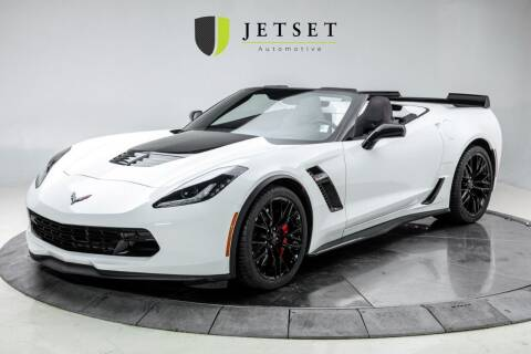 2016 Chevrolet Corvette for sale at Jetset Automotive in Cedar Rapids IA