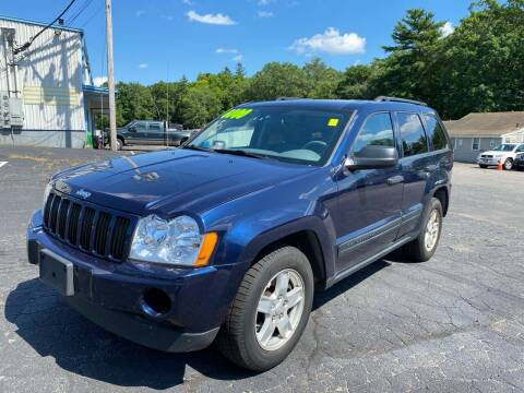 2005 Jeep Grand Cherokee for sale at Irving Auto Sales in Whitman MA