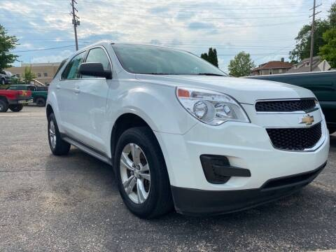2014 Chevrolet Equinox for sale at A & A AUTO SALES in Warsaw IN