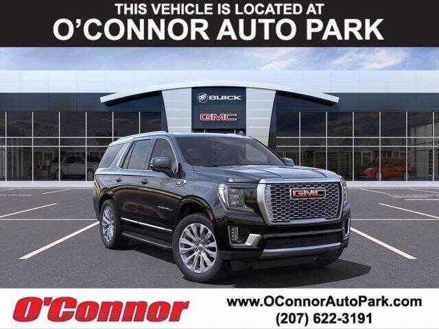 2021 GMC Yukon for sale in Augusta, ME