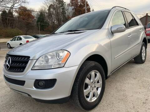 2006 Mercedes-Benz M-Class for sale at Prime Auto Sales in Uniontown OH
