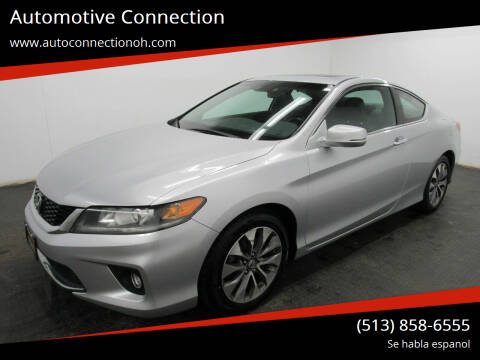 2013 Honda Accord for sale at Automotive Connection in Fairfield OH