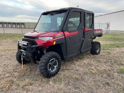 2019 Polaris Ranger Crew for sale at BISMAN AUTOWORX INC in Bismarck ND