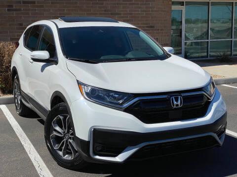 2020 Honda CR-V for sale at AKOI Motors in Tempe AZ