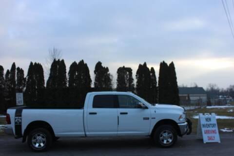 2012 RAM Ram Pickup 2500 for sale at D & B Auto Sales LLC in Washington Township MI