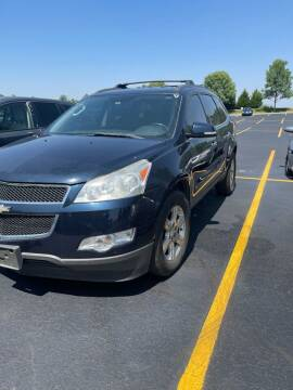 2010 Chevrolet Traverse for sale at PB&J Auto in Cheyenne WY